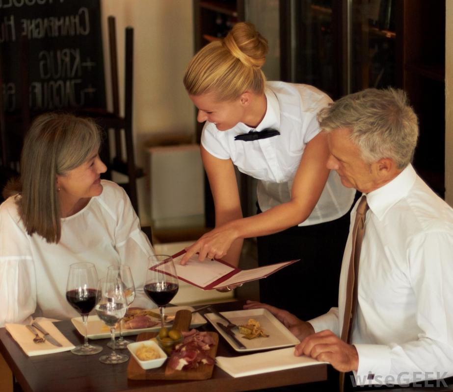 Неколку совети за послужувачите - келнерите
