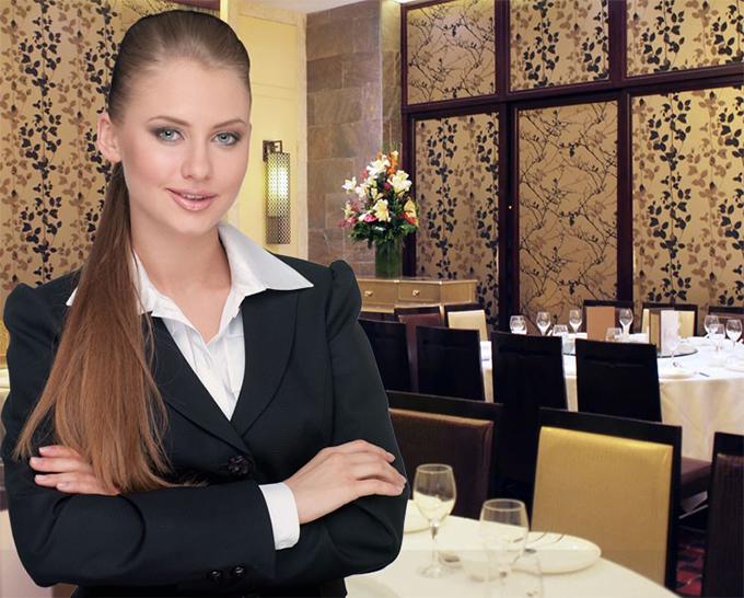 restoranska hostesa