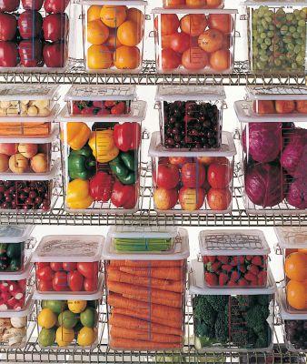 Како исправно да ја складирате храната во вашиот ресторан ?