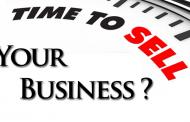 Кога е вистинскиот момент да го продадете вашиот бизнис. ?